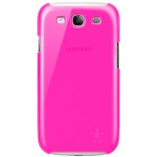 Product image of Belkin Shield Sheer Case for Samsung Galaxy S III (Day Glow)