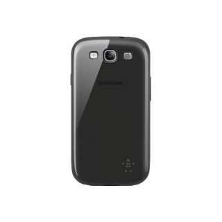Product image of Belkin Grip Sheer Case (Black) for Samsung Galaxy S III