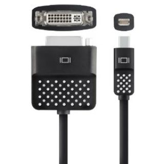 Product image of Belkin Mini Display Port to DVI Adapter