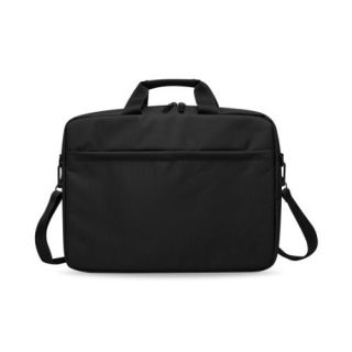 Product image of Belkin Toploader Case for Laptops up to 15.6 inch Spacious Design Front Compartment with Padded Handles and Arm Straps plus Trolley Pass Through Hooks (Black)