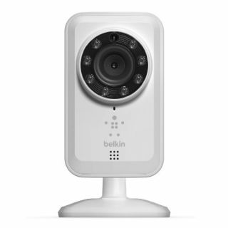 Product image of Belkin NetCam Wi-Fi Camera with Night Vision