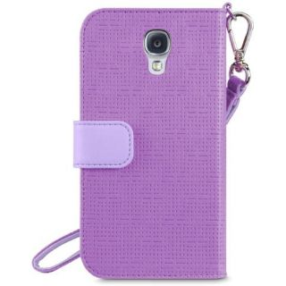 Product image of Belkin Wristlet Case with Magnetic Tab (Orchid) for Samsung 4