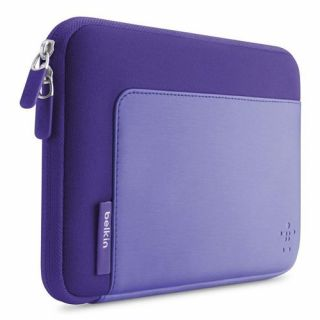 Product image of Belkin Portfolio Sleeve for 7 inch Tablets (Purple)