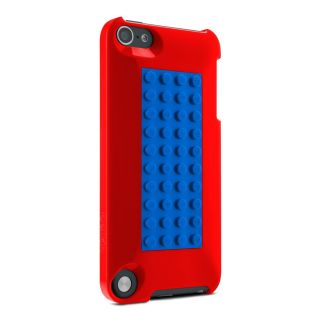 Product image of Belkin LEGO Builder Case (Red) for iPod Touch 5th gen