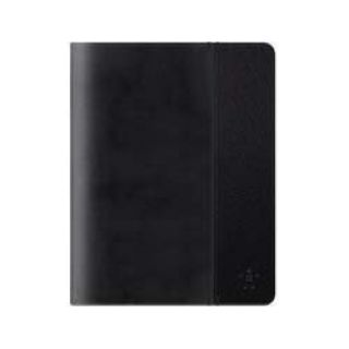 Product image of Belkin (7 inch) Multitasker Pro Leather Folio for Samsung Galaxy Tab 3 (Black) k Frame