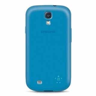 Product image of Belkin Grip Sheer Matte TPU Case (Topaz) for Samsung S4 Mini
