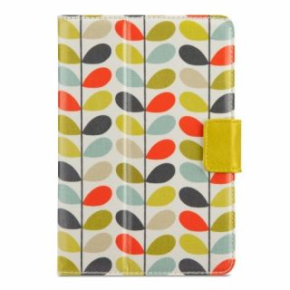 Product image of Belkin Orla Kiely Case for iPad Mini with Auto Wake (Multi Stem Design) *