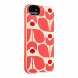 Product image of Belkin Orla Kiely TPU Case (Wall Flower Design) for iPhone 5