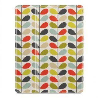 Product image of Belkin Orla Kiely Case (Multi Stem Design) for iPad 3rd and 4th Gen with Auto Wake