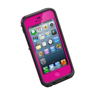 Product image of Belkin LifeProof fre Case (Magenta) for iPhone 5