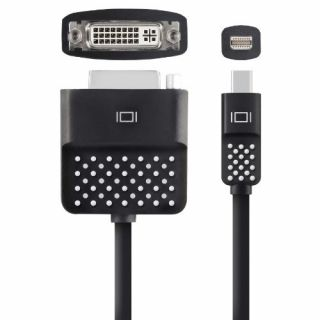 Product image of Belkin Adapter Mini Displayport to DVI (Black)