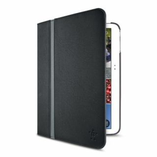 Product image of Belkin Stripe Cover (Black) with Stand for Samsung Galaxy TabPro 12.2