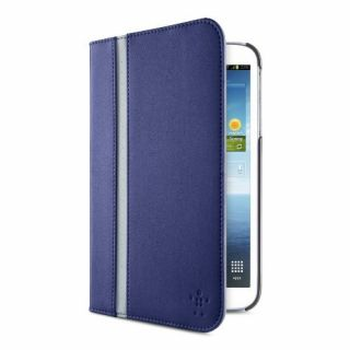 Product image of Belkin Stripe Cover (Ink) with Stand for Samsung Galaxy TabPro 8.4