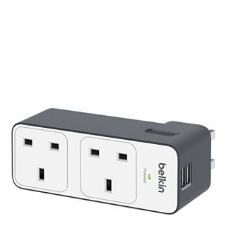 Product image of Belkin Travel Surge Protector