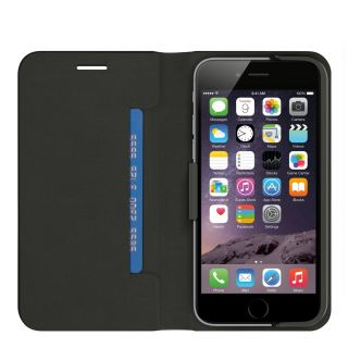 Product image of Belkin Classic Wallet Folio Case (Black) for iPhone 6
