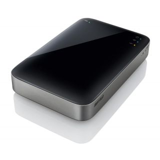 Product image of Buffalo MiniStation Air 500GB Portable Hard Drive