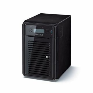 Product image of Buffalo Technology - NAS Terastation 5600 WSS 12TB NAS 6X 2TB RAID 0/1/5/JBOD NAS