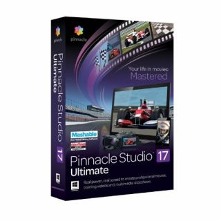 Product image of COREL - COMMERCIAL BOX PINNACLE STUDIO 17 ULTIMATE EN