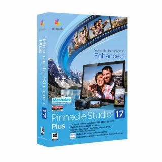 Product image of COREL - COMMERCIAL BOX PINNACLE STUDIO 17 PLUS EN