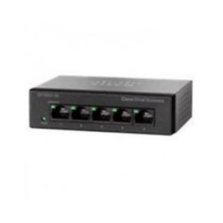 Product image of CISCO - SMALL BUSINESS SG110D-05 5-PORT GIGABIT DESKTOP SWITCH IN