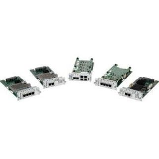 Product image of CISCO - NETW: CHASSIS BASED SWIT 4-PORT NETWORK INTERFACE MODULE - BRI NT AND TE IN