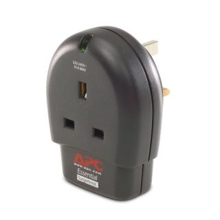 Product image of APC P1-GR APC Essential SurgeArrest 1 outlet
