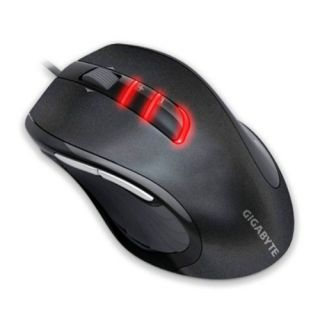 Product image of Gigabyte M6900 Precision Optical Gaming Mouse USB (Black)