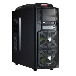 Product image of Gigabyte - Chassis & Cooler GZ-G1 Plus GZ-G1P1BA-CNB Black Tower Chassis