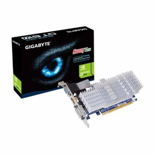 Product image of Gigabyte GV-N610SL-2GL GeForce GT 610 (2GB) Graphics Card PCI-E Dual-Link DVI-I/HDMI/D-Sub