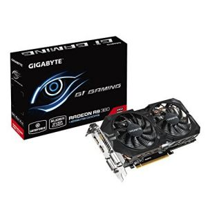 Product image of GIGA-BYTE RADEON R9 380 G1 PCIE3 4GB GDDR5 HDMIX2 DVI DP IN