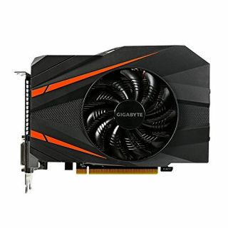 Product image of Gigabyte GeForce GTX 1060 ITX Edition 3072MB GDDR5 PCI-Express Graphics Card (GV-N1060IXOC-3GD)