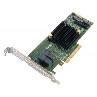Product image of Adaptec 7805 RAID Card 8-Lane PCI Express 1GB 6Gb/s SATA/SAS (Kit - with Cables)