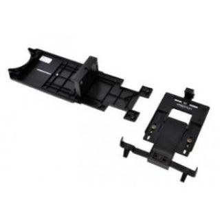 Product image of Ergotron Tablet Cradle with CPU Holder and Arm (Black)