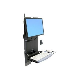 Product image of Ergotron StyleView Vertical Lift (Black) for High Traffic Areas
