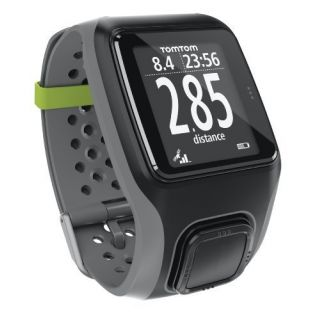 Product image of TOMTOM  - RETAIL TOMTOM MULTI-SPORT GPS WATCH DARK GREY IN