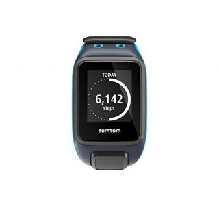 Product image of TOMTOM - SPORTS TOMTOM RUNNER 2 GPS WATCH SKY CAPTAIN/SCUBA BLUE L IN