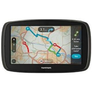 Product image of TomTom 1FD5.054.03 TomTom Start 50 WE + Safety Cameras