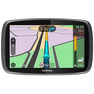 Product image of TomTom Trucker 5000 (5 inch) Satellite Navigation System