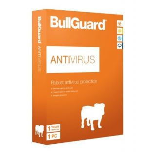Product image of BullGuard Antivirus V14.0, 1 Year, 1 User Mini Tuck-in Box Retail (10 Pack)