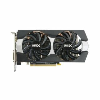 Product image of Sapphire Radeon R9 270 Dual-X Overclocked 2GB Graphics Card PCI-E DVI HDMI DisplayPort