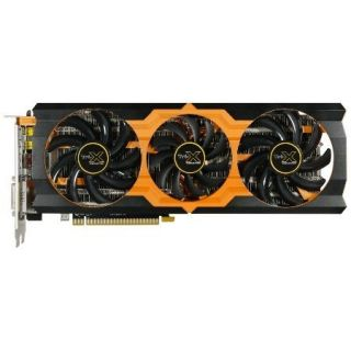 Product image of SAPPHIRE 11221-12-40G SAPPHIRE AMD VAPOR-X R9 280X OC WITH DUAL BIOS 1000MHz (Boost 1100MHz) 1500MHz 3GB 384-bit DDR5 DVI-I DVI-D HDMI DP 3*FAN PCI-E GRAPHICS CARD
