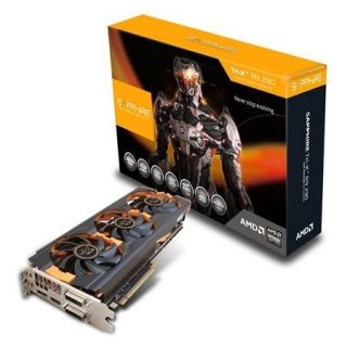 Product image of Sapphire Technology Radeon R9 290 Tri-X Overclocked 4GB Graphics Card GDDR5 PCI-E HDMI/DisplayPort/Dual-Link DVI-D (UEFI)