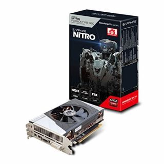 Product image of SAPPHIRE TECHNOLOGY RADEON R9 380 4GB GDDR5 NITRO PCI-E DVI-I HDMI 2XM-DP OC ITX IN