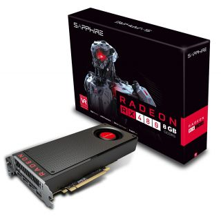 Product image of SAPPHIRE TECHNOLOGY RADEON RX 480 8G GDDR5 PCI-E HDMI 3XDP UEFI IN