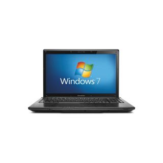 Product image of [Ex-Demo] Lenovo Essential G560 Notebook Core i5 (450M) 2.4GHz 4GB (2x2GB) 500GB 15.6 inch WXGA TFT DVD±RW (Dual ±R) WLAN Bluetooth Windows 7 Home Premium 64-bit (nVidia GeForce 310M) (Opened)