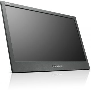 Product image of Lenovo ThinkVision LT1421 (14 inch) LED Backlit LCD Monitor 400:1 200cd/m2 1368x768 8ms USB 2.0 (Black)*