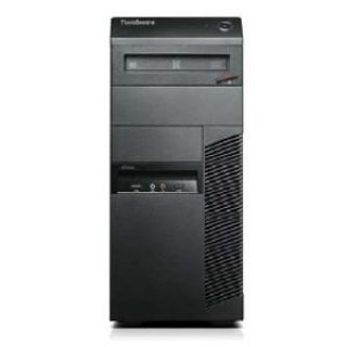 Product image of Lenovo ThinkCentre M92p 2992B3G Tower Desktop PC Core i7 (3770) 3.4GHz 4GB (1x4GB) 1TB DVD±RW LAN Windows 7 Pro 64-bit (Intel HD Graphics)
