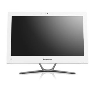 Product image of Lenovo Essential C340 (20 inch) All-in-One PC Pentium (G2020) 2.9GHz 4GB 1TB DVD±RW WLAN Webcam Windows 8 64-bit (Integrated Graphics) White
