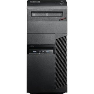 Product image of Lenovo ThinkCentre M93p Mini Tower Desktop PC Core i7 (4770) 3.4GHz 4GB (1x4GB) 1TB DVD±RW WLAN BT Windows 7 Pro 64-bit/Windows 8 Pro 64-bit RDVD (Integrated Graphics)