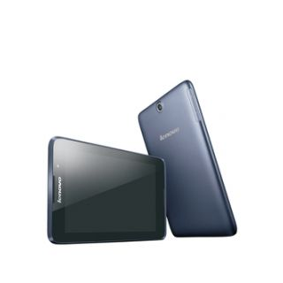 Product image of Lenovo IdeaTab A7-50 (A3500) (7 inch Multi-touch) Tablet PC ARM Cortex A7 (MTK8121) 1.3GHz 1GB 16GB eMMC WLAN BT Webcam GPS Android 4.2 (Midnight Blue)